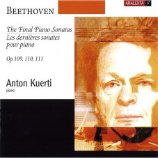 Beethoven: The Final Piano Sonatas, Op.109, 110, 111
